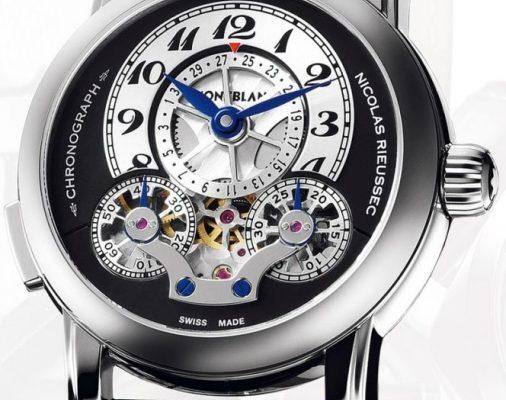 Chcete pořádné hodinky s duší? Kupte si Montblanc Nicolas Riuessec 1