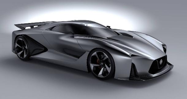Přinese Nissan Concept 2020 Vision Gran Turismo něco nové 1