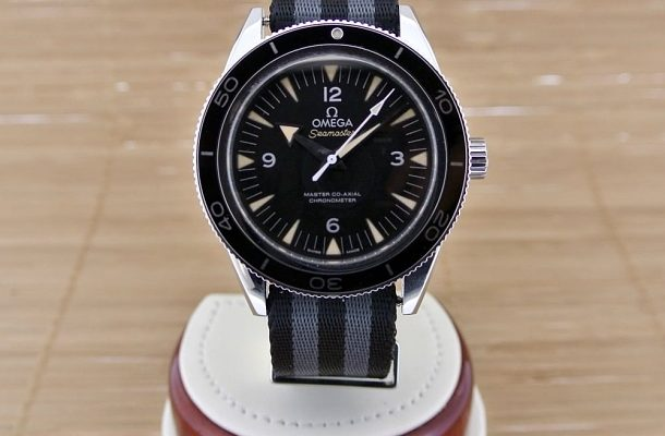 Podívejte se na hodinky Jamese Bonda v nejnovějším snímku Spectre 1