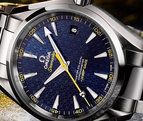 Omega představila nové hodinky pro Jamse Bonda 1