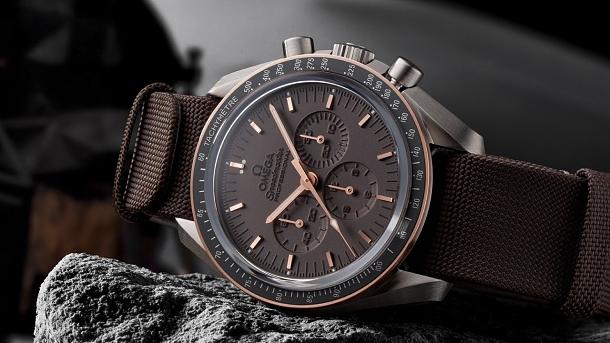 Omaga si připomíná 45. výročí vesmírné mie Apolo 11 první dotek s měsícem 1