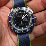 Omega Speedmaster Skywalker X-33 Solar Impulse 7