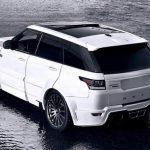 Onyx si z nejrychlejšího SUV Range Rover Sport udělal verzi San Marino