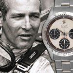 Rolex Daytona zesnulého herce Paula Newmana překonali v dražbě rekordní sumu