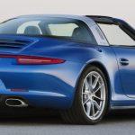Porsche 911 Targa 4S: návrat legendy