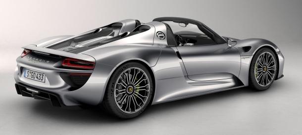 Porsche 918 Spyder: nový ideál superauta 1