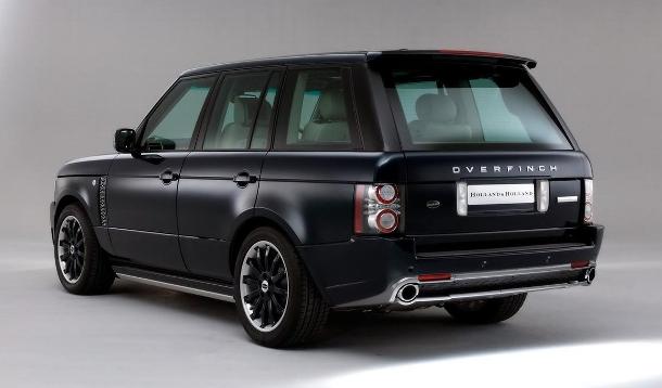 Milovníci Range Roveru se dočkali, firma Holland & Holland vyslechla jejich nejtajnější touhy 1
