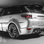 Strhující úprava elitního Range Roveru Sport San Marino od ONYX Concept 2