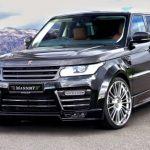 Nezdá se vám design nového Range Roveru Sport? Svěřte ho firmě Mansory 4
