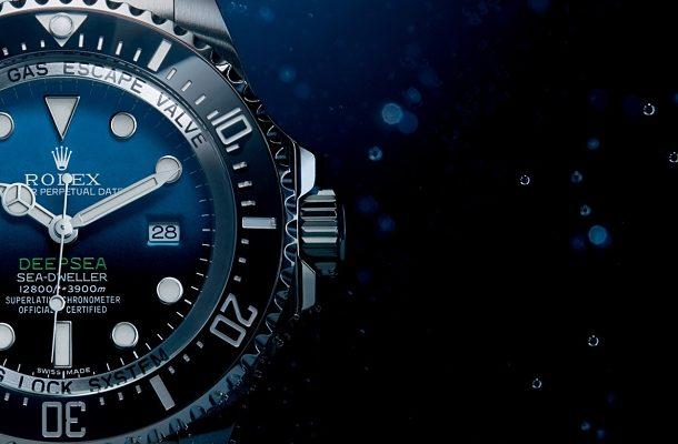 Rolex představuje Deepsea Sea D-Blue Edition na počest expedice na dno Mariánského příkopu 1