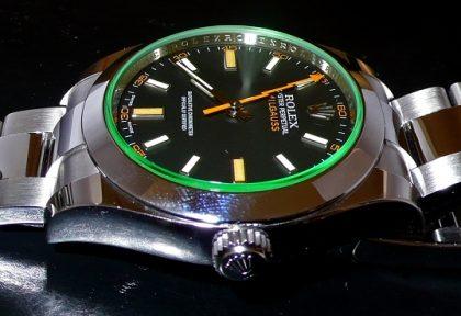 Rolex Oyster Perpetual Milgauss  oficiální hodinky vědců CERNU 8e1112a5b4