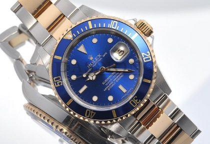 Nejdražší vydražené hodinky svého druhu Rolex Submariner překonali rekord b33eec3c69