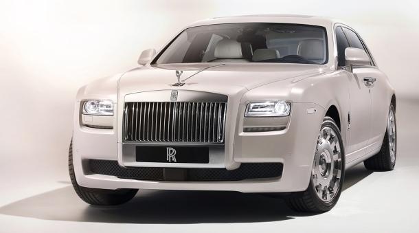"""Rolls Royce a to nejlepší z """"One Of One"""" produkce 1"""