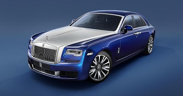 Rolls-Royce Wraith: přízrak za čtvrt  miliónu EUR 1