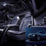 Co dokáže napodobit noční oblohu lépe než Rolls-Royce Celestial Phantom?