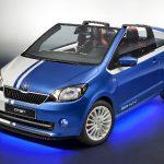 Studenti z Česka postavili dvoumístný kabriolet Škoda Citijet