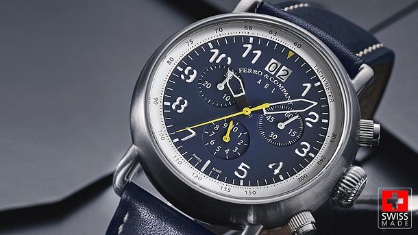 Co přesně znamená, pokud jsou hodinky Swiss Made? 1