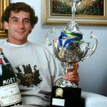 Ochutnejte život šampióna F1 Ayrtona Senny v láhvi Moët & Chandon 11
