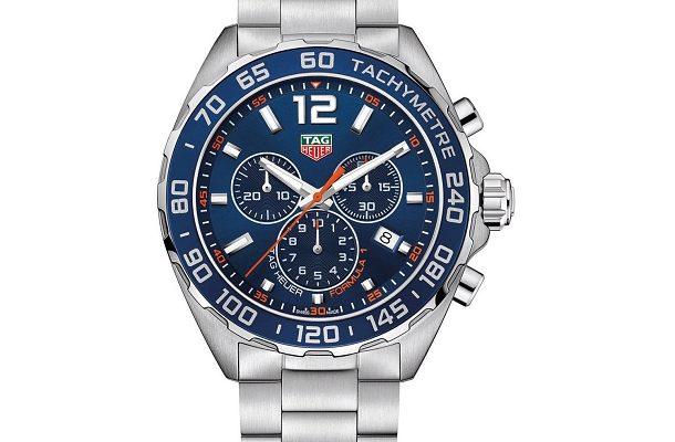Partnerství mezi S3 a Tag Heuer: 25-sekund stavu beztíže a hodinky Formula 1 1