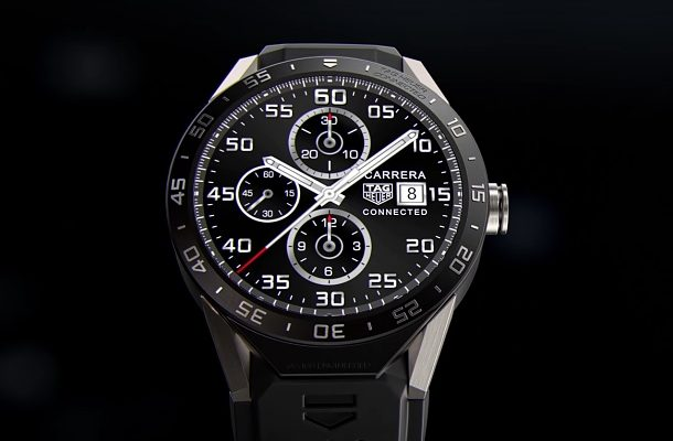 TAG Heuer Connected - koneně pořádné smart hodinky 1