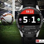 TAG Heuer Connected nabízí exkluzivní aplikaci Bundesligy
