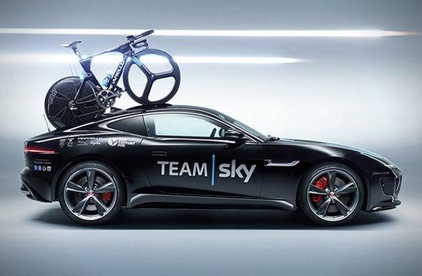 Dosáhnout 100 Km/hod. za 4,0 sekundy na kole? Pro team Sky každodenní realita 1