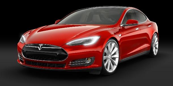 Tesla model S P85D: nejrychlejší sériově vyráběný sedan na světě 1