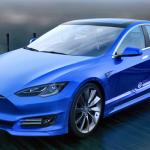 Tesla Model S: elektromobil nabitý luxusem