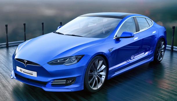 Tesla Model S: elektromobil nabitý luxusem 1