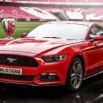 Prvních 500 sporťáků Mustang si budete moci objednat jedině během finále Ligy mistrů 4
