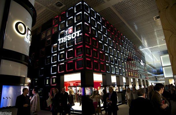 Inteligentní hodinky Tissot uvidíme příští měsíc na Baselworlde 1