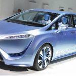 Toyota FCV-R: vodíkové auto v prodeji od prosince