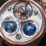 Nové hodinky Montblanc z kolekce Villeret mají průkopnického ducha
