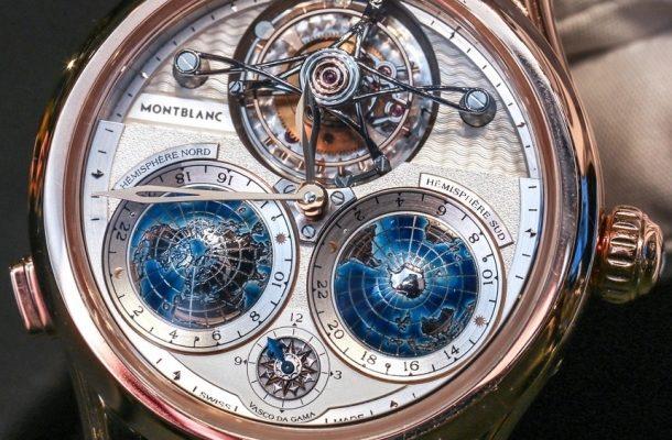 Nové hodinky Montblanc z kolekce Villeret mají průkopnického ducha 1