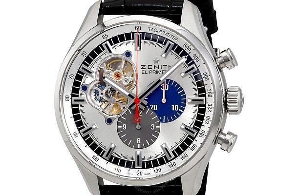 5 legendárních  hodinek s choreografem, které si můžete koupit i dnes 1