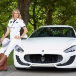 Maserati a La Martina se spojili a inspirovali s limuzínou Ghibli 6