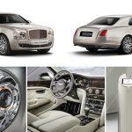 """Bentley Hybrid Concept: nejdražší """"elektrická"""" limuzína 2"""