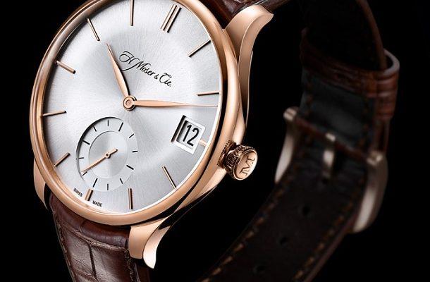 Luxusní značka H. Moser & Cie doplňuje kolekci Venturer o nové modely v provedení Big Date 1