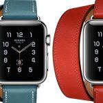 Apple Watch se Dočkalo nových řemínků Hermes