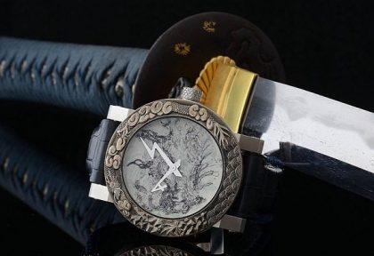 Unikátní hodinářská díla ArtyA a kultovní Japonské meče na jednom místě 99484c6f5a