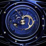 De Bethune DB28: hodinky jak z vesmíru v harmonické modré barvě 3