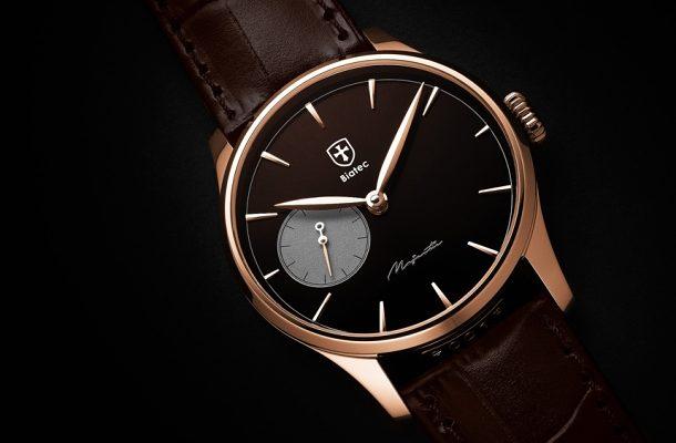 Exkluzivní rozhovor: Biatec - nové luxusní hodinky ze Slovenska 1