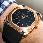 Bulgari Octo Finissimo: světově nejtenčí hodinky s minutovou repeticí