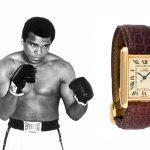 Legend Muhammad Ali a jeho legendární hodinky inspirované 1. světovou válkou 3