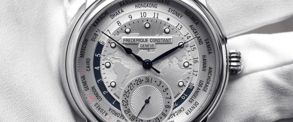 Frédérique - Constant Worldtimer: světový čas ve světovém podání za dostupnou cenu 1