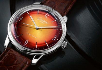 Luxusní značka Glashütte Original nás modelovou řadou Iconic nostalgicky  vrací do 60. let minulého století c224a744067