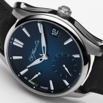 H.Moser & Cie. Pioneer Perpetual Calendar - oblekové hodinky určené na každý den 7