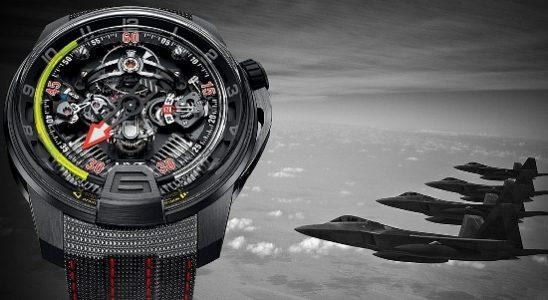 HYT H2 Aviator - Novodobé hodinky pro piloty 4