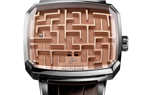 Hautlence Playground Labyrinth: jediné hodinky, co vám zabijí čas 1