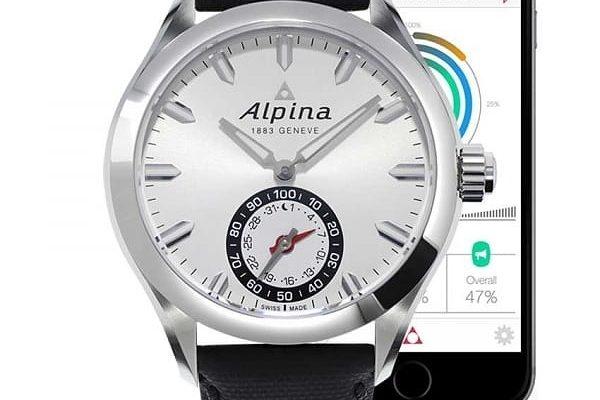 Krásné, dámské a inteligentní. Takové jsou Smart hodinky od Alpiny 1